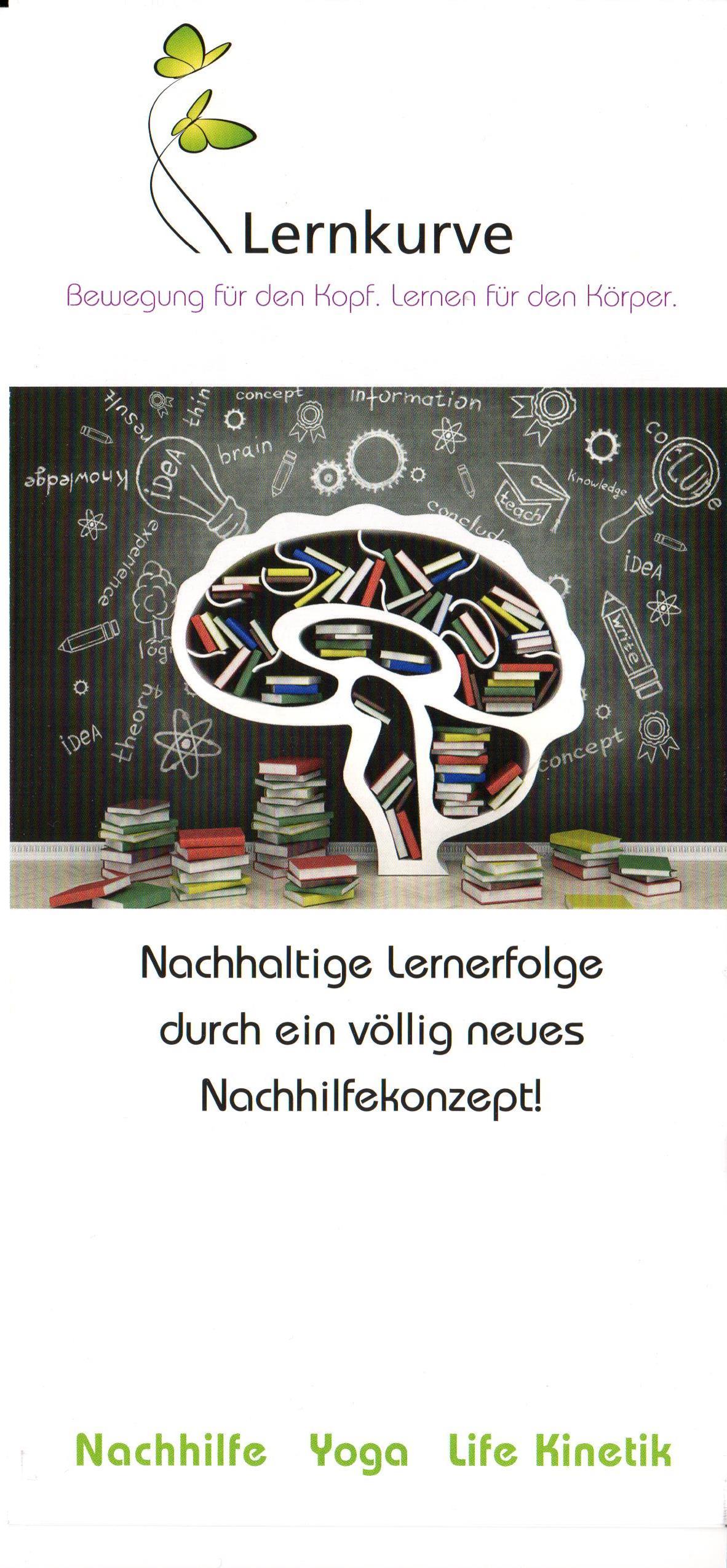 Lernkurve Nachhilfe Eva Schöllhammer